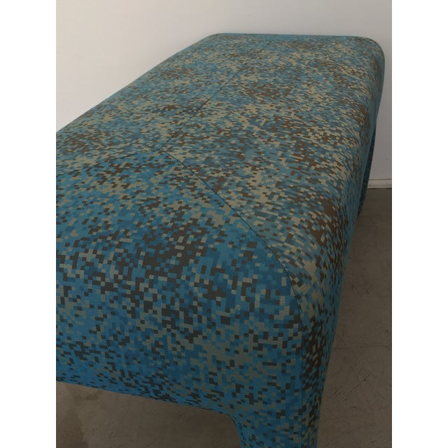 Mid-Century Donghia Bench For Sale - Image 10 of 13