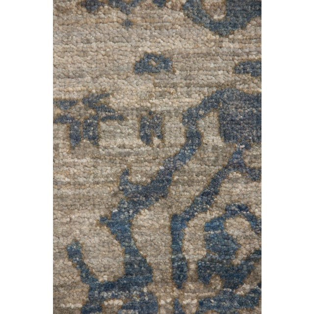 "Islamic Ziegler Hand Knotted Area Rug - 9'1"" X 9'3"" For Sale - Image 3 of 3"