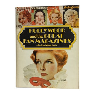 Hollywood and the Great Fan Magazines 1970
