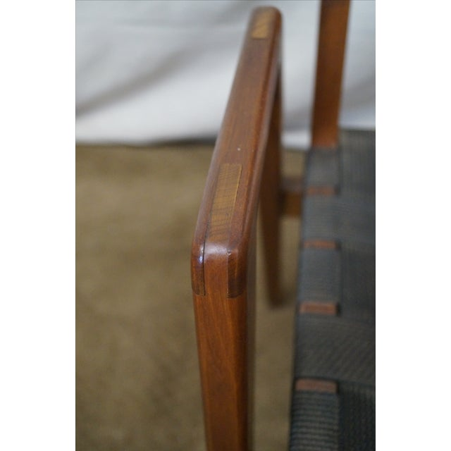 Knoll Studio Jens Risom Mid Century Arm Chair - Image 7 of 10