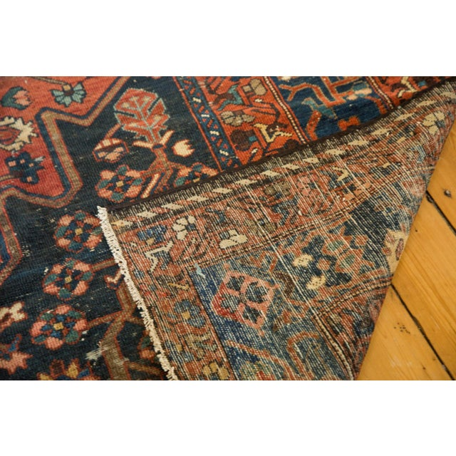 "Vintage Distressed Bakhtiari Carpet - 8'7"" X 11'8"" - Image 7 of 10"
