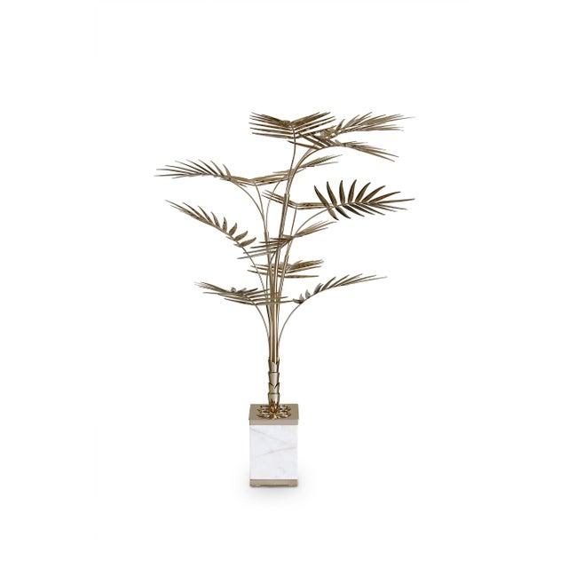 Covet Paris Ivete Palmtree Floor Lamp For Sale - Image 6 of 7