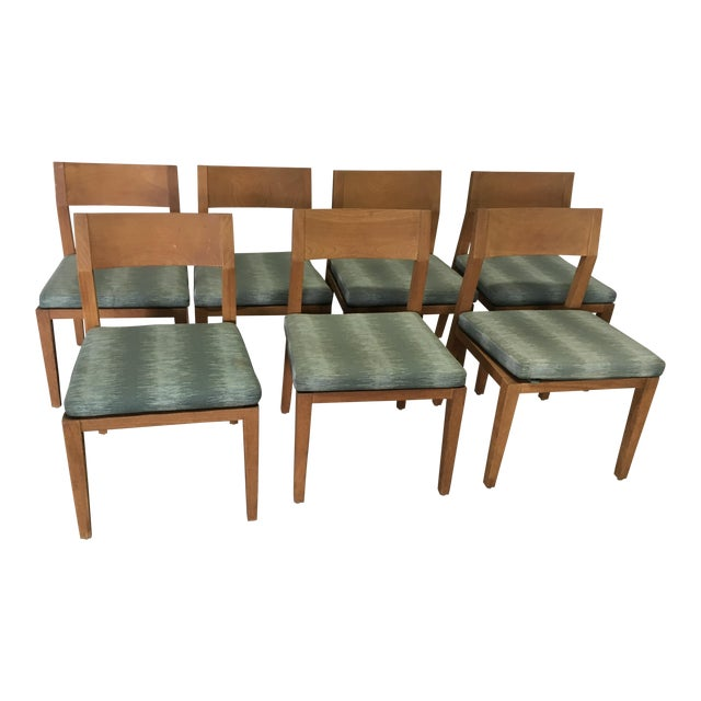 Holly Hunt Great Outdoors Teak Chairs