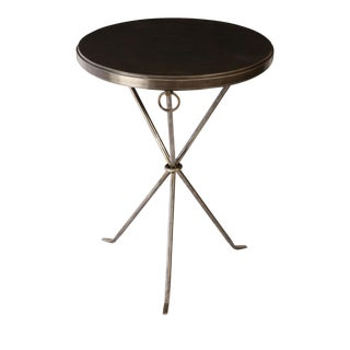 Steel Drinks Table For Sale