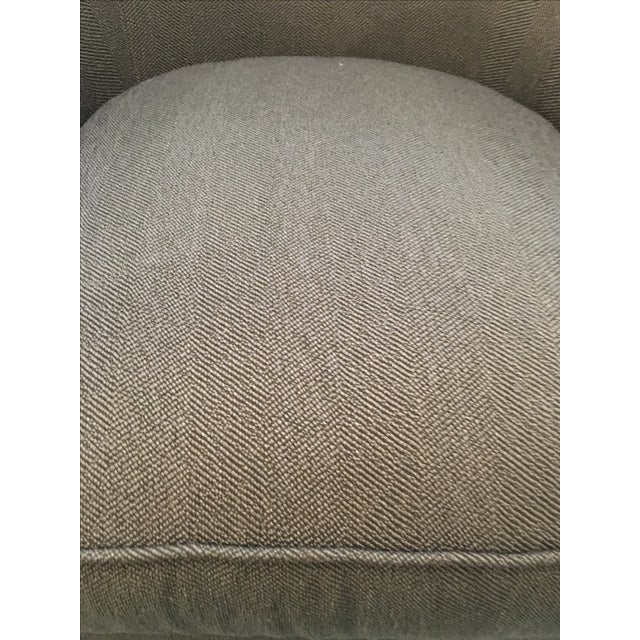 2010s CR Laine Ashland Swivel Chair For Sale - Image 5 of 9