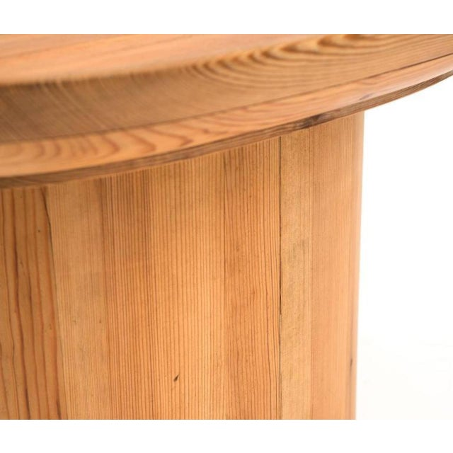 Utö Table by Axel Einar Hjorth, 1932 For Sale In Santa Fe - Image 6 of 9