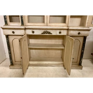 French Neo-Classical Painted Cabinet Preview