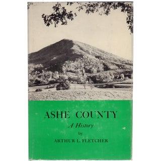 Ashe County by Arthur L. Fletcher