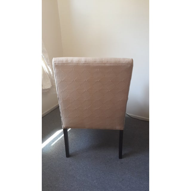 Mitchell Gold + Bob Williams Anthony Chairs - Pair For Sale - Image 5 of 6