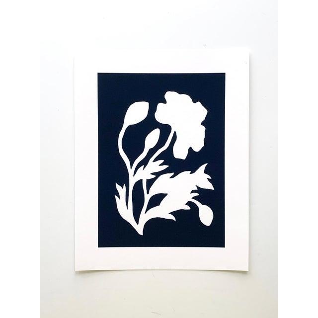 "Pop Art ""Sunprints"" Botanical Abstractions Fine Art Giclees - Set of 6 For Sale - Image 3 of 9"