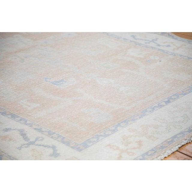 "Distressed Oushak Carpet - 5'9"" X 7'9"" - Image 6 of 7"