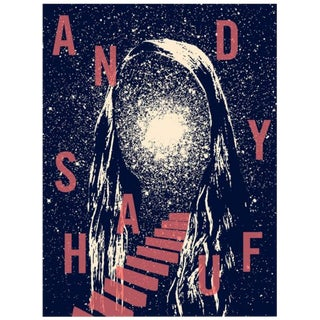 2017 Contemporary Music Poster - Andy Shauf For Sale