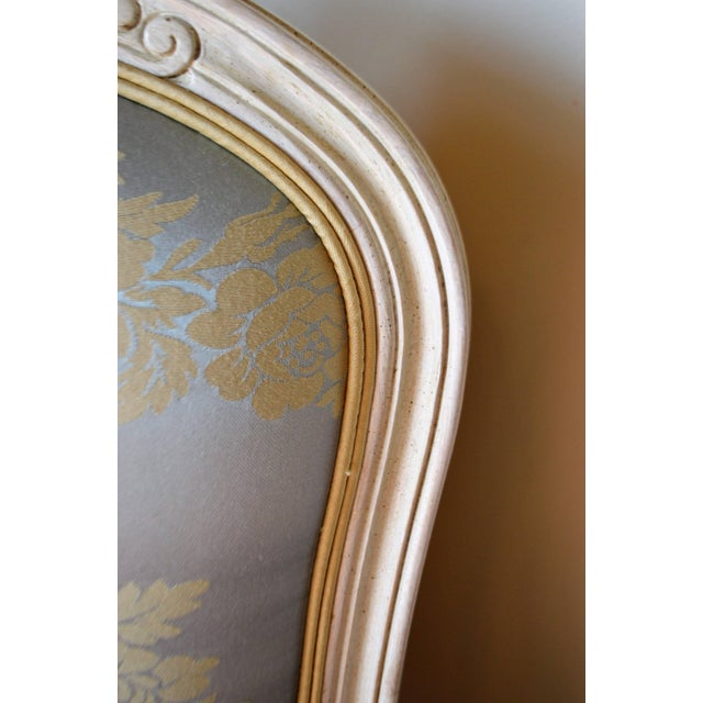 Louis XV Louis XV Style Dining Room Chairs for Custom Order For Sale - Image 3 of 11