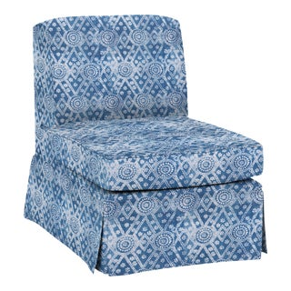 LuRu Home for Casa Cosima Slipper Chair, Pavillion Bay For Sale