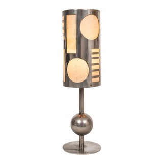 Karl Hagenhauer Table Lamp For Sale