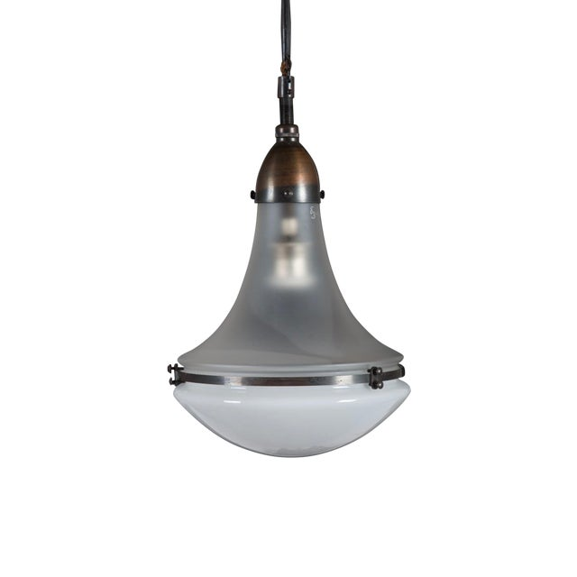 Luzette Pendant by Peter Behrens for Siemens For Sale