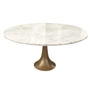 Sk207 Dining Table by Angelo Mangiarotti for Bernini For Sale