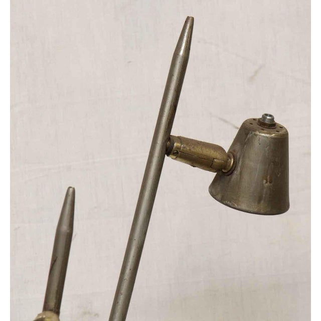 Mid-Century Metal Floor Lamp - Image 2 of 7
