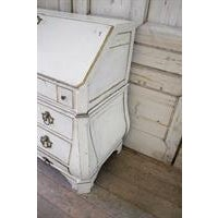 19th Century Painted Pine Dutch Secretaire With Keys For Sale In Los Angeles - Image 6 of 6