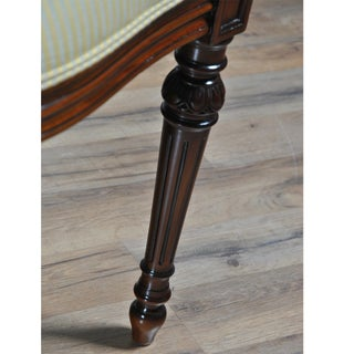 Round Back Mahogany Side Chair Preview