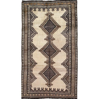 Vintage Persian Gabbeh Rug For Sale
