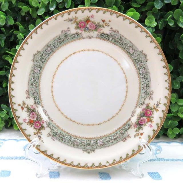 Mismatched Vintage Dessert Plates - Set of 8 - Image 7 of 11