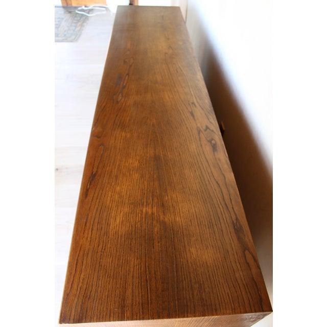 Wood Mid-Century Lane Sculptural Brutalist Paul Evans Style Dresser Chest Credenza For Sale - Image 7 of 11
