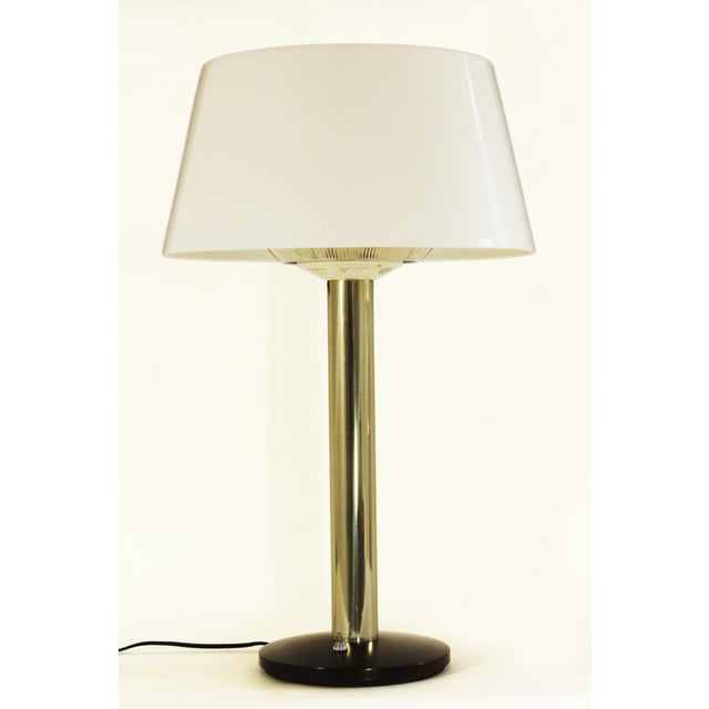 1960s Vintage 1960s Lightolier Lamp by Gerald Thurston For Sale - Image 5 of 5