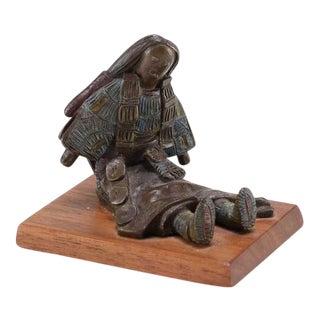 1985 Kenneth Ottinger Sculpture For Sale