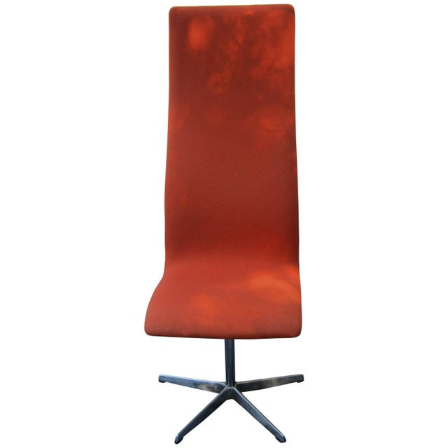 Arne Jacobsen Oxford Chair For Sale In New York - Image 6 of 6