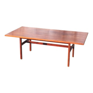 Jens Risom Danish Style Dining Table