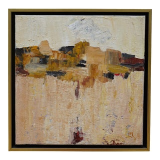 "Laurie MacMillan ""Desert Dreams"" Abstract Painting For Sale"