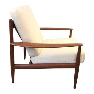 Greta Jalk Teak Arm Chair