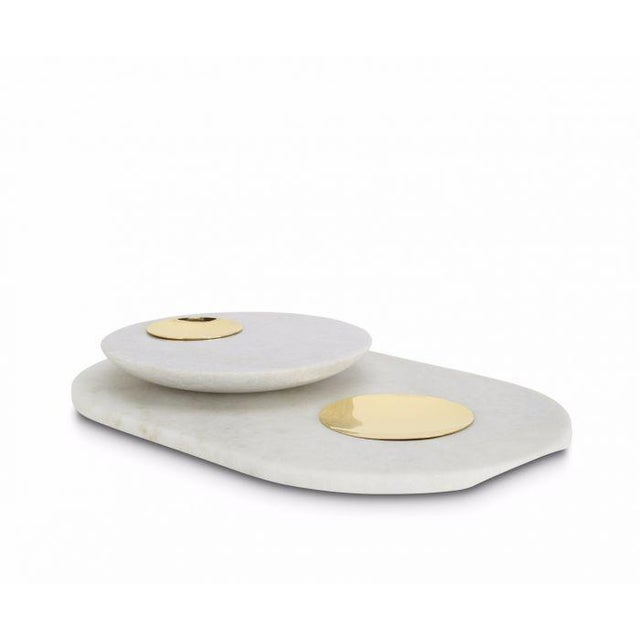 Minimalism Tom Dixon Stone Chopping Board For Sale - Image 3 of 6