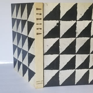 """Vintage """"Africa"""" Book by Emil Schulthess 1959 Hardcover Preview"""
