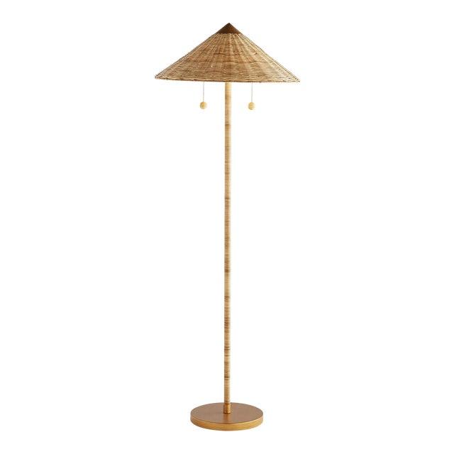 Celerie Kemble for Arteriors Terrace Floor Lamp For Sale