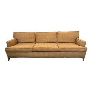 Tommi Parzinger Style Sofa For Sale
