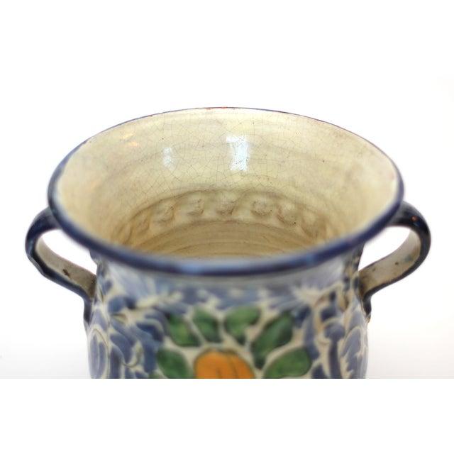 Vintage Mexican Ceramic Urn - Image 3 of 4