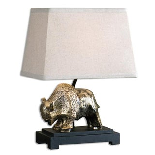 Buffalo Lamp For Sale