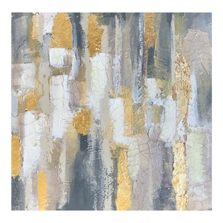 'Godiva' Original Abstract Painting by Linnea Heide For Sale