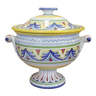 Mid 20th Century Italian Tureen For Sale