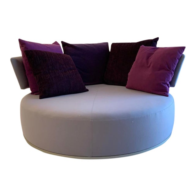 B & B Italia Antonio Citterio Amoenus Sofa For Sale