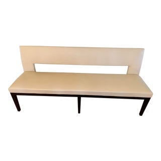 Holly Hunt Velin Bench For Sale