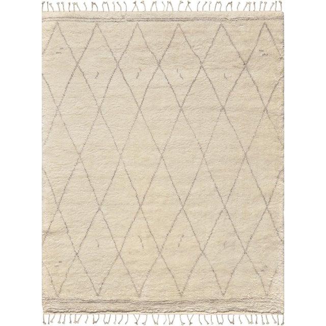 Casablanca Wool Area Rug - 12′ × 15′ - Image 1 of 5