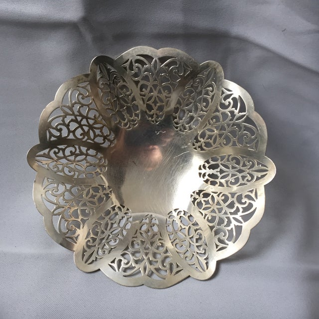 International Silver Company Loveland Footed Bowl - Image 2 of 7