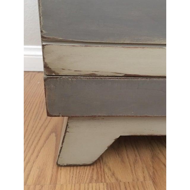 Gray Mid-Century Chest Dresser - Image 5 of 5
