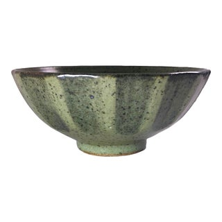 1970s James and Nan McKinnell Asian Style Bowl For Sale