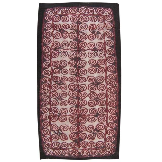 Central Asian Felt Carpet For Sale