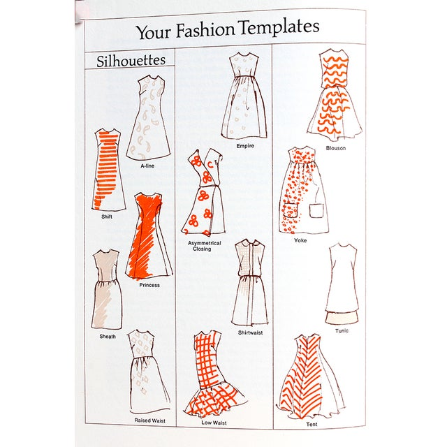 Vintage Vogue Sewing Book - Image 2 of 4