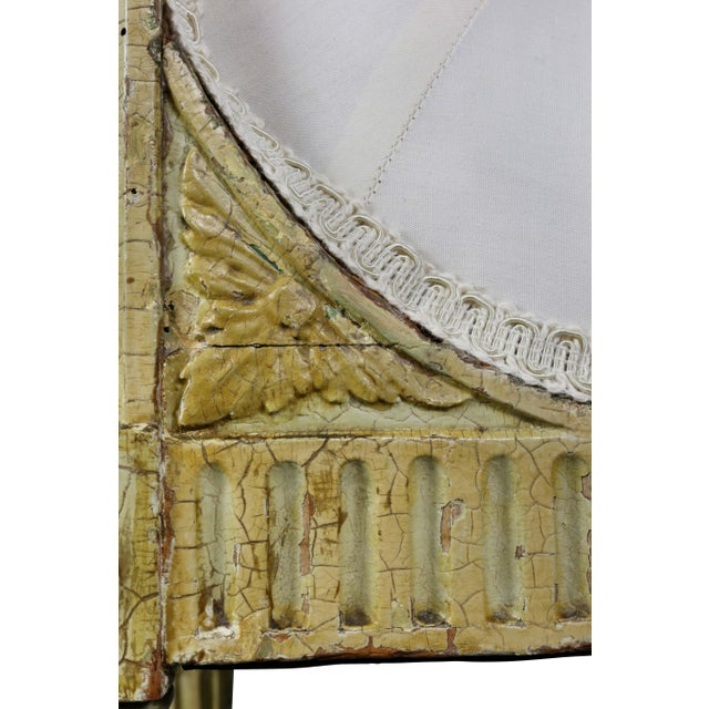 George III Painted Window Bench For Sale In Boston - Image 6 of 12